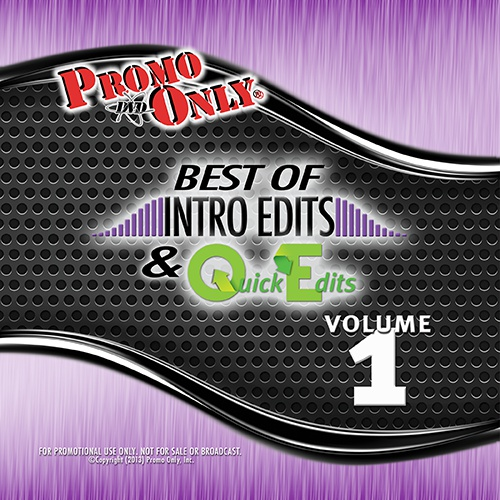 The Best Of Intro Edits Volume 1