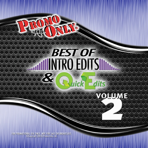 The Best Of Intro Edits Volume 2 Album Cover