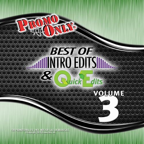 The Best Of Intro Edits Volume 3