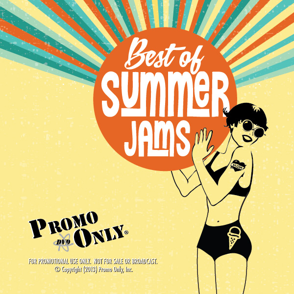 Best Of Summer Jams Album Cover
