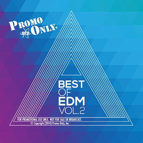 Best Of EDM Volume 2 Album Cover