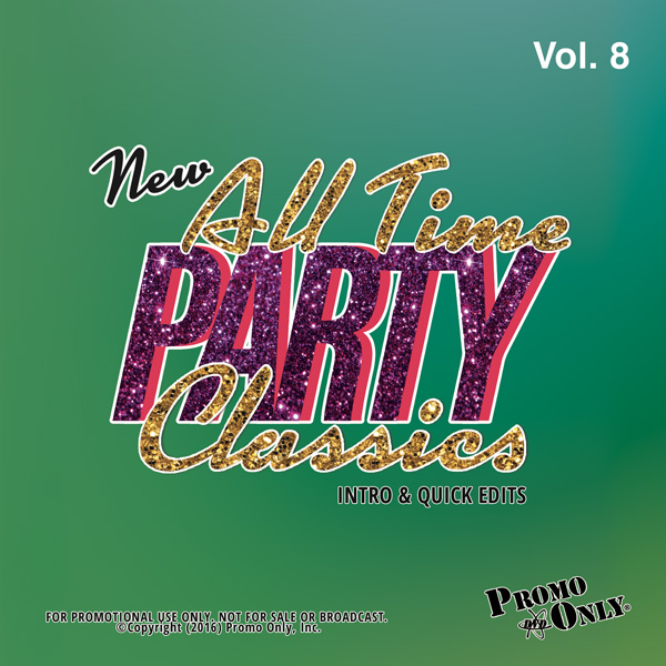 New All Time Party Classics - Intro Edits Volume 8