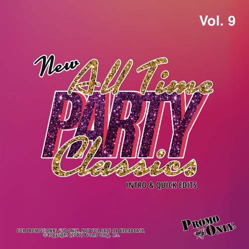 New All Time Party Classics - Intro Edits Volume 9