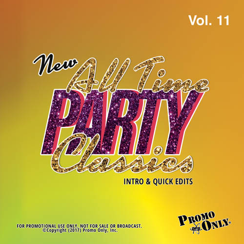 New All Time Party Classics - Intro Edits Volume 11