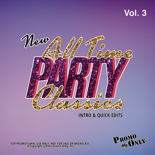 New All Time Party Classics - Intro Edits Volume 3