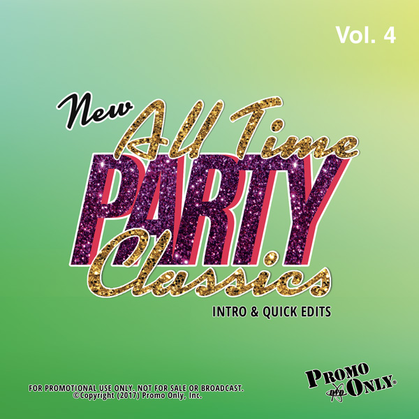 New All Time Party Classics - Intro Edits Volume 4