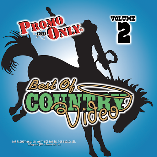 Best Of Country Video Vol. 2 Album Cover