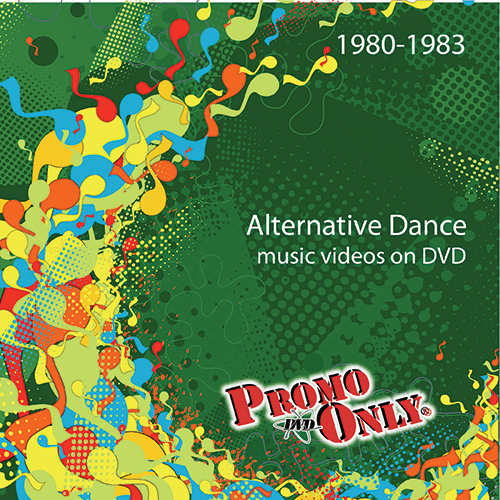 Alternative Dance 80-83 Vol. 1 Album Cover