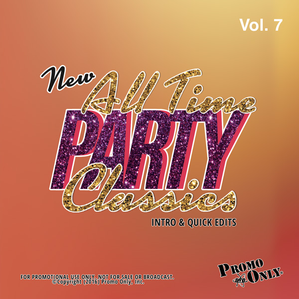 New All Time Party Classics - Intro Edits Volume 7