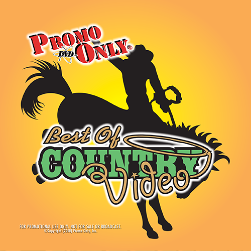 Best Of Country Video Vol. 1 Album Cover