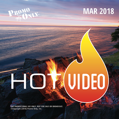 Hot Video March, 2018 Album Cover