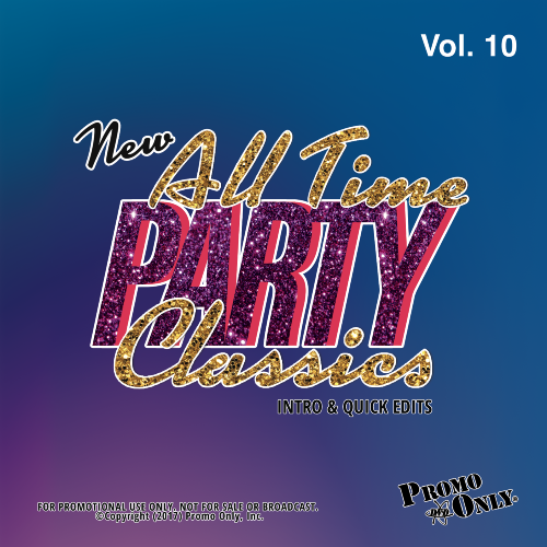 New All Time Party Classics - Intro Edits Volume 10
