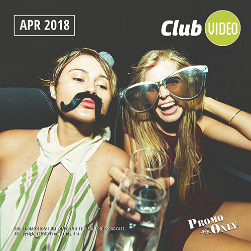 Club Video April, 2018 Album Cover