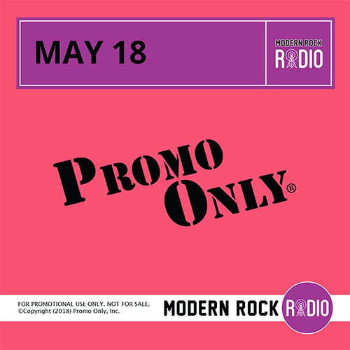 Modern Rock May, 2018 Album Cover