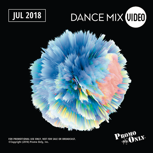 Dance Mix Video July, 2018 Album Cover