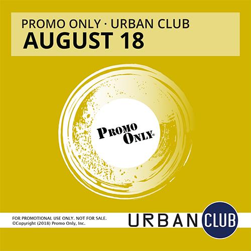 Urban Club August, 2018 Album Cover