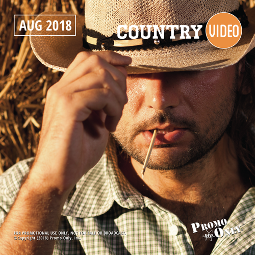 Country Video August, 2018 Album Cover