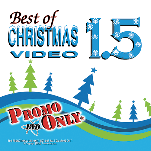Best Of Christmas Video Vol. 1.5 Album Cover