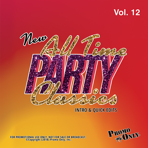 New All Time Party Classics - Intro Edits Volume 12