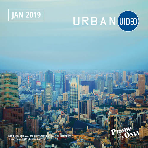 Urban Video January, 2019 Album Cover