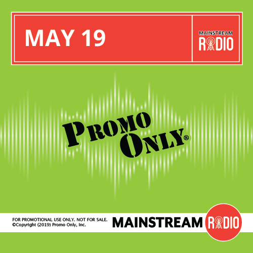 Mainstream Radio May, 2019 Album Cover