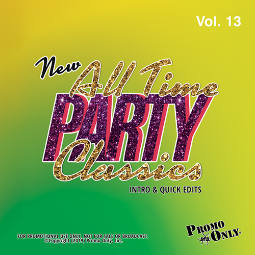 New All Time Party Classics - Intro Edits Volume 13