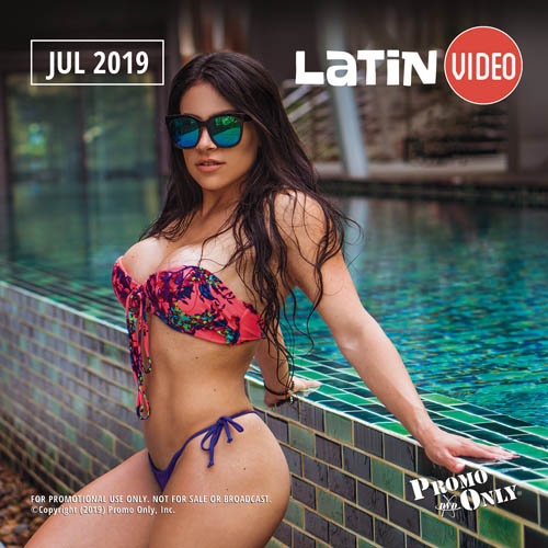 Latin Video July, 2019 Album Cover