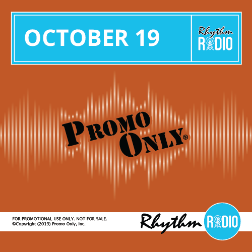 Rhythm Radio October, 2019 Album Cover