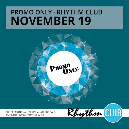 Rhythm Club November, 2019 Album Cover