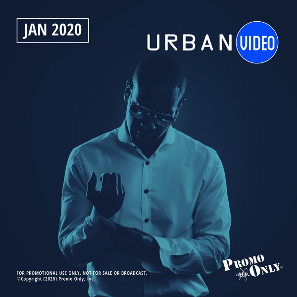 Urban Video January, 2020 Album Cover