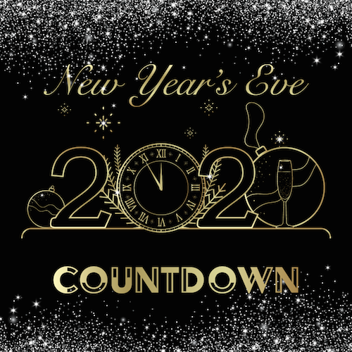 New Year's Eve 2020 Countdown