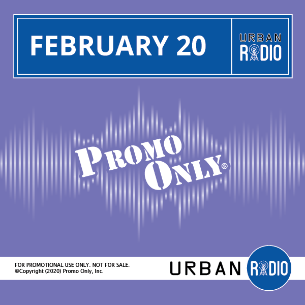 Urban Radio February, 2020 Album Cover