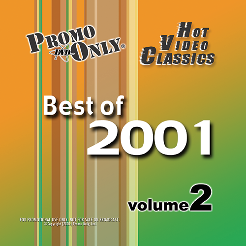 Best Of 2001 Vol. 2 Album Cover