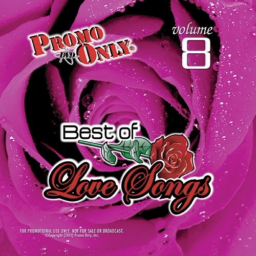 Best Of Love Songs Vol. 8 Album Cover
