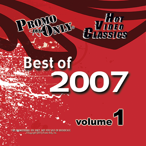 Best Of 2007 Vol. 1 Album Cover