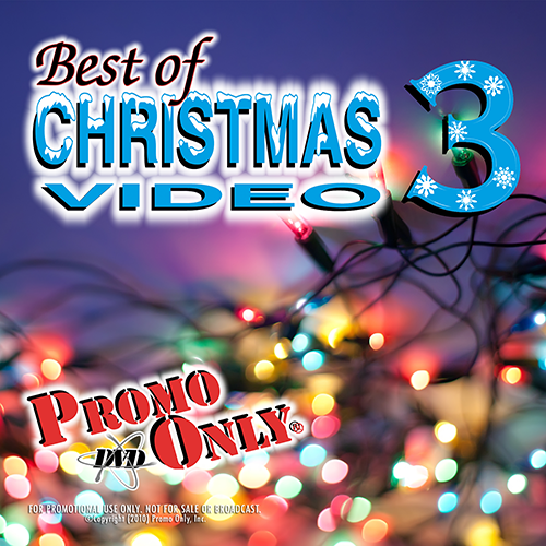 Best Of Christmas Video Vol. 3 Album Cover
