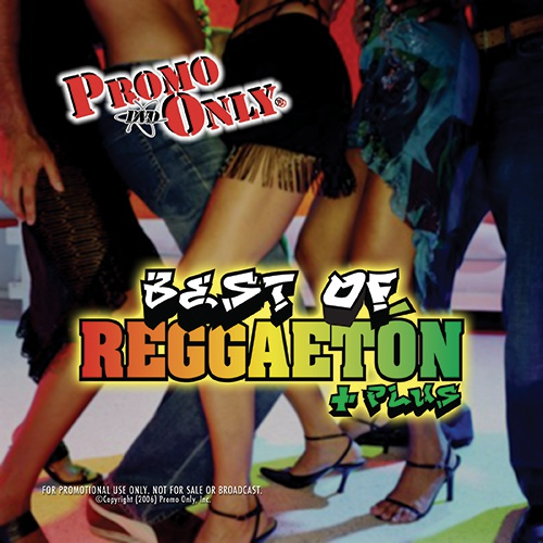 Best Of Reggaeton Vol. 1 Album Cover