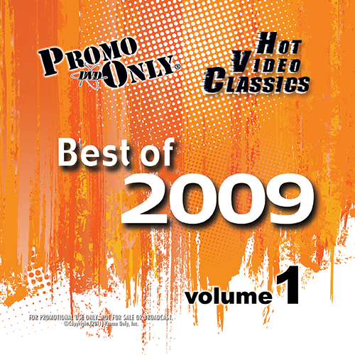 Best Of 2009 Vol. 1 Album Cover